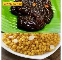 Combo : Tirunelveli Halwa + Boondi