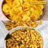 Combo : Nagercoil Nendran chips + Kara boondi