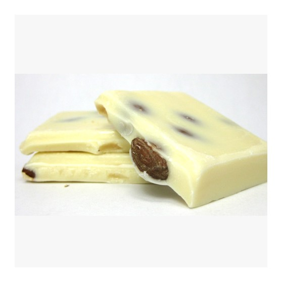 Ooty Homemade White Roasted Almond Chocolate