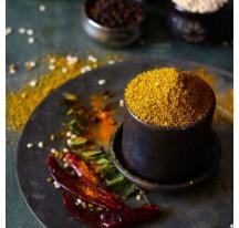 Homemade Sambar Podi (Iyer's Recepie)