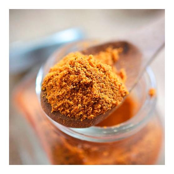 Homemade Idli podi (Iyer's Recepie)