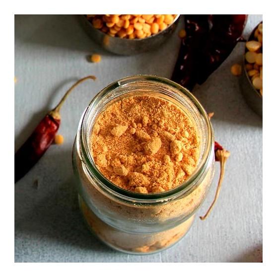 Homemade Parupu Podi (Iyer's Recepie)