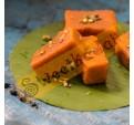 Carrot Mysore Pak