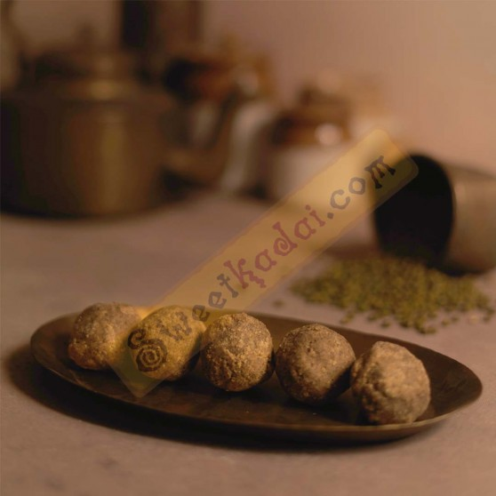 Homemade Kadalai Paruppu Laddu