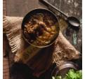 Homemade Malli Thokku