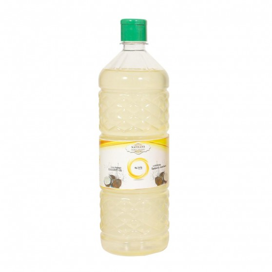 Coconut Oil - Wooden Cold Pressed