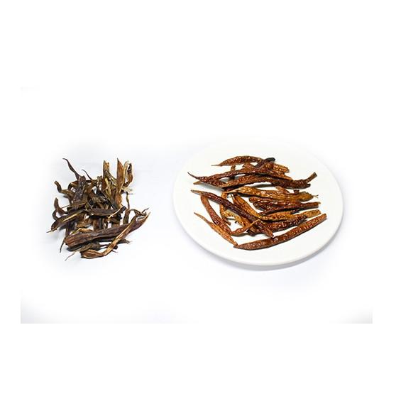 Homemade seeni avarakkai (cluster beans) vathal